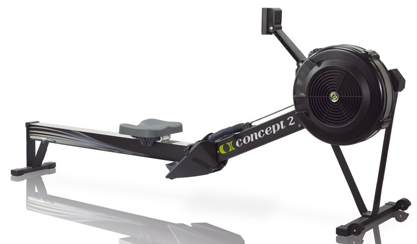 Concept 2 Rower - EPIC ERG!