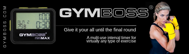 Gymboss Interval and Tabata Timer