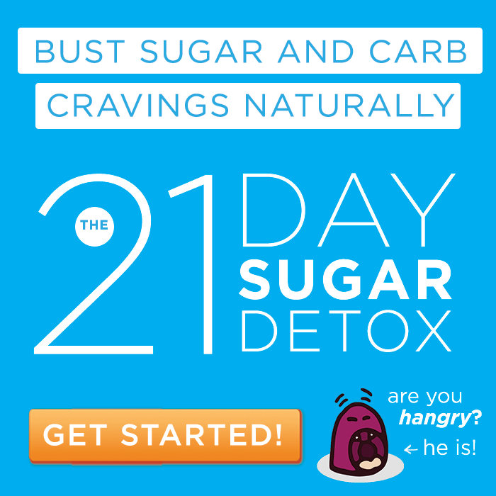 Take the 21 Day Sugar Detox