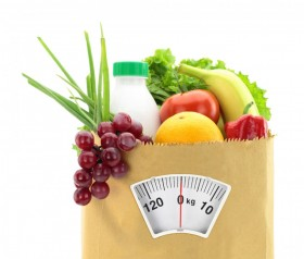 weigh your groceries