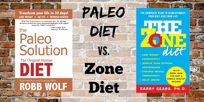Zone Diet vs Paleo Diet: What's the difference?