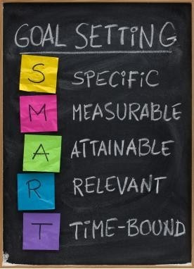 Do you have S.M.A.R.T. goals?