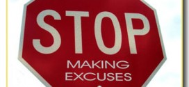 The Psychology of Excuses: Just a bad habit in disguise
