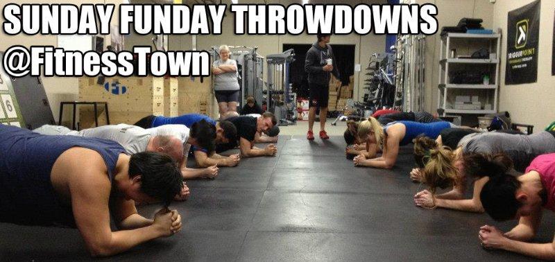 I love Coaching CrossFit classes