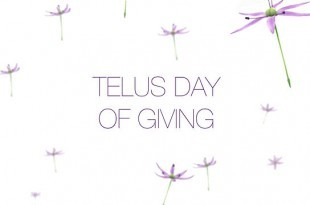 Telus Day of Giving