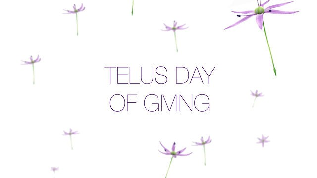 Telus Day of Giving 2013