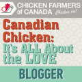 Canadian Chicken: It's all about the love (blogger)