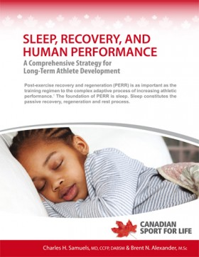 Sleep and Recovery for sport