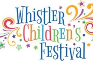 Whistler Children's Festival 2013 logo