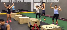 How do you celebrate a PR in CrossFit?