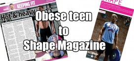From Obese Teen to Shape Magazine Top 50 hottest trainers