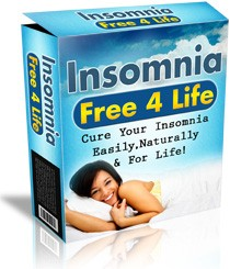 A simple program for helping cure insomnia