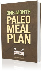 Paleo 1-month meal plan