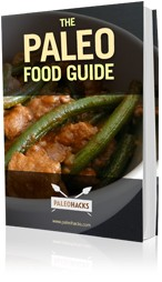 PaleoHacks Food guide & shopping list