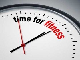 what time of day to exercise