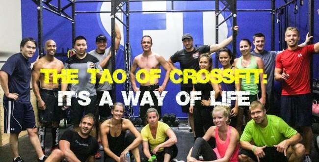 tao of crossfit