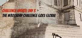 #300aDAY Challenge Update: Day 3 on the books
