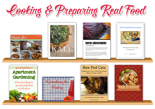 cooking and preparing real food