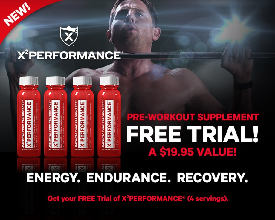 X2Performance Free Trial offer