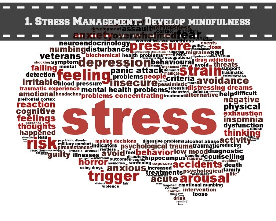 The Trifecta of Wellness: Stress Management, Exercise and Nutrition