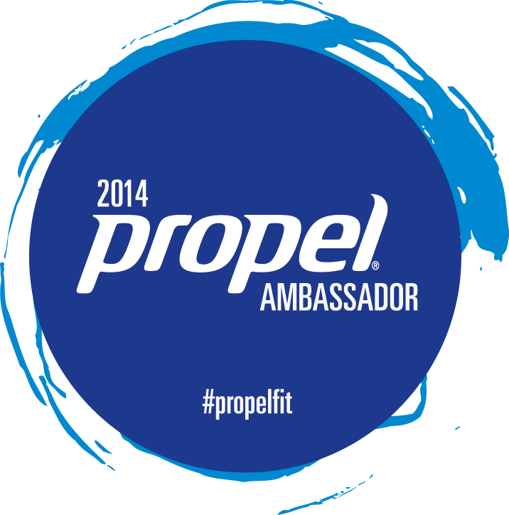 Propel Brand Ambassador Badge