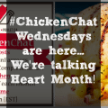 #ChickenChat Wednesday are here w/chicken farmers of canada