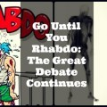 Go Until You Rhabdo: The Great Debate Continues