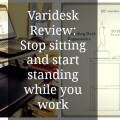 Varidesk Review Take a stand at work