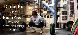 Diane Fu and PushPress release a free Olympic Lifts Poster