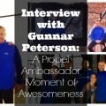 Interview with Gunnar Peterson - A propel ambassador update