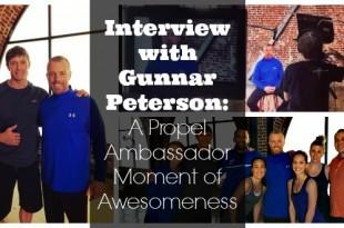 Interview with Gunnar Peterson - A propel ambassador update