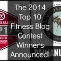 The 2014 Top 10 Fitness Blog Contest Winners Announced!