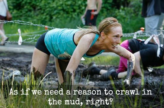 CDK Mud Crawl Spartan Race