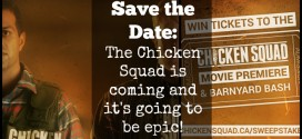 Save the date: The #ChickenSquad is coming and it's going to be epic!