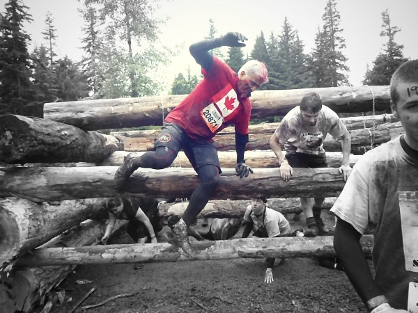 over and under tough mudder