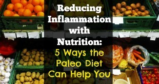 Reducing Inflammation with nutrition