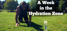 "A Week in the #PropelFit ""Hydration Zone"" (BTW – I think I wet the bed)"