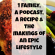 1 Family, a Podcast, a Recipe, and the makings of an epic lifestyle