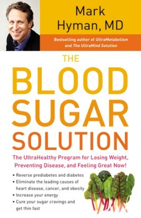 blood sugar solution book cover by mark hyman