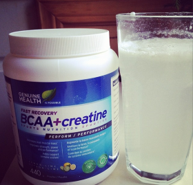 BCAA Creatine Genuine Health