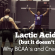 Lactic Acid Sucks (But it Doesn't Have to) – Why BCAA's and Creatine Work #ItMatters