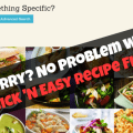 In a Hurry? No problem with the Chicken.ca site check out the Quick 'N Easy Recipe Finder