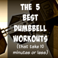 5 Best Dumbbell Workouts - Full Body Workout Routine