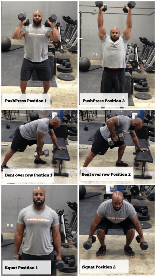 How many reps to burn fat and tone photo 1