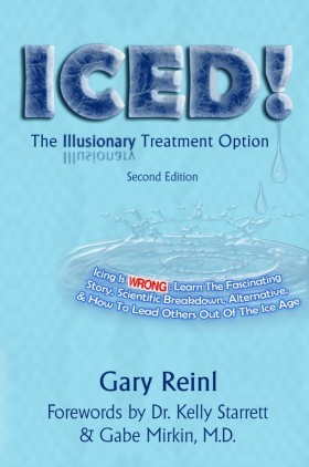 Book: ICED! The Illusionary Treatment Option: Learn the Fascinating Story, Scientific Breakdown, Alternative, & How To Lead Others Out Of The Ice Age
