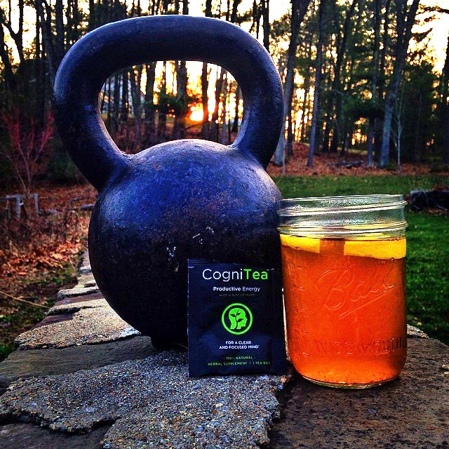 Power up your next workout with tea!