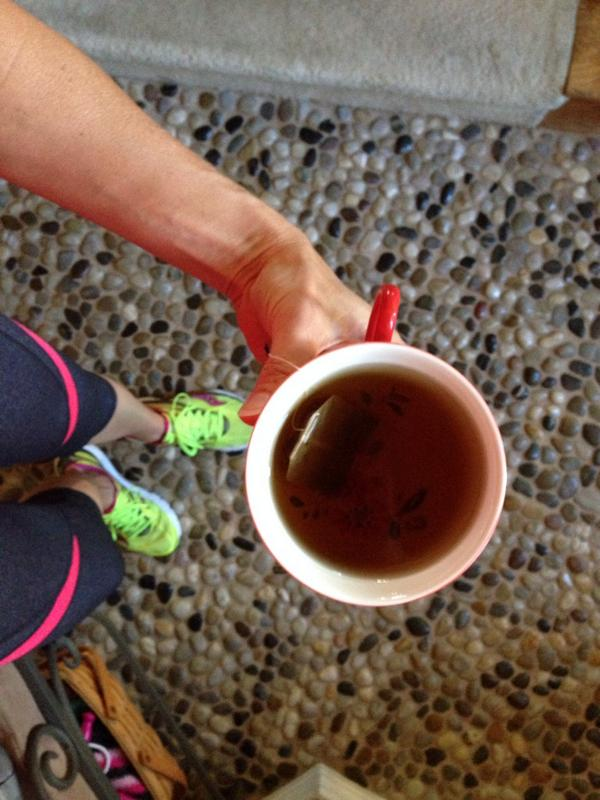 CogniTea as a pre-workout drink is amazing