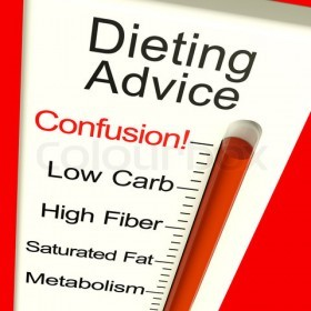 Diet Advice Confusion