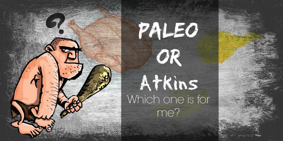 Paleo versus atkins