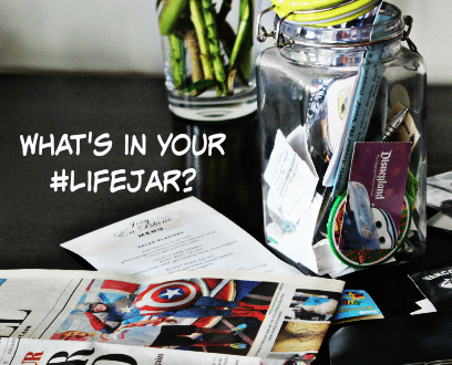 Whats in your life jar